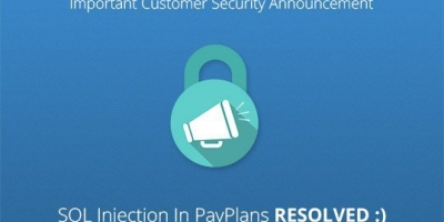 PayPlans SQL Injection